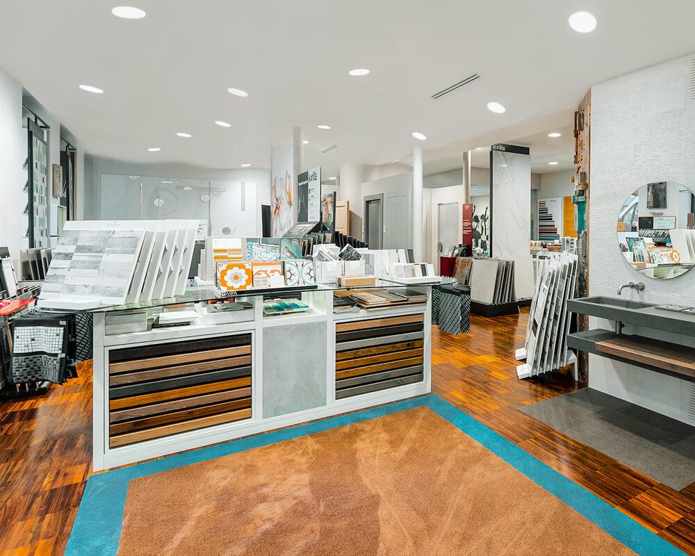 giusida showroom prodotti per ristrutturazioni interni esterni quartiere coppede roma